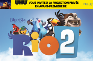 Invitation Projection RIO 2
