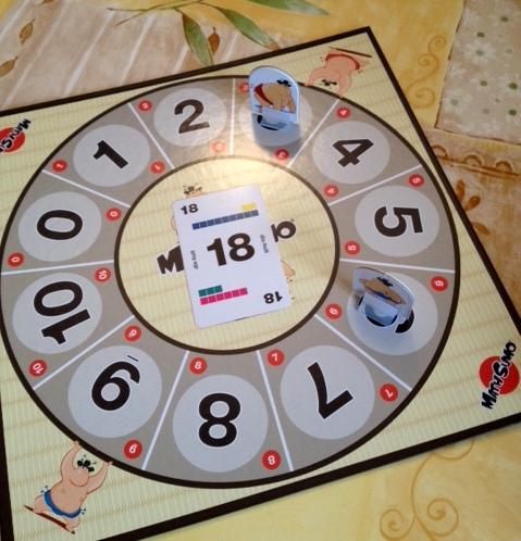 Apprendre en jouant avec mattika j 39 suis une peste et j for Apprendre ses tables