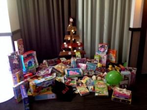 Cadeaux secours populaire