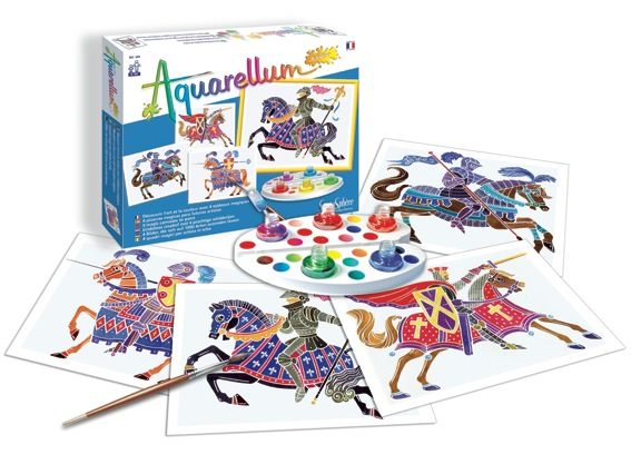 695 AQUARELLUM JUNIOR CHEVALIERS packshot HD