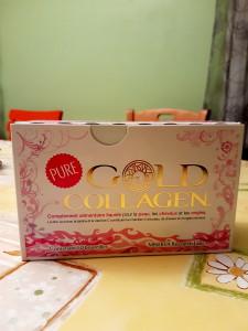 boite gold collagène